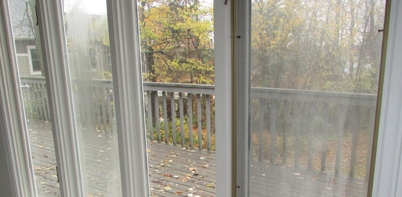 Clean Between Double Pane Windows