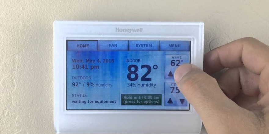 How to Reset a Honeywell Thermostat