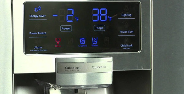 How to Reset Temperature on a Samsung Refrigerator