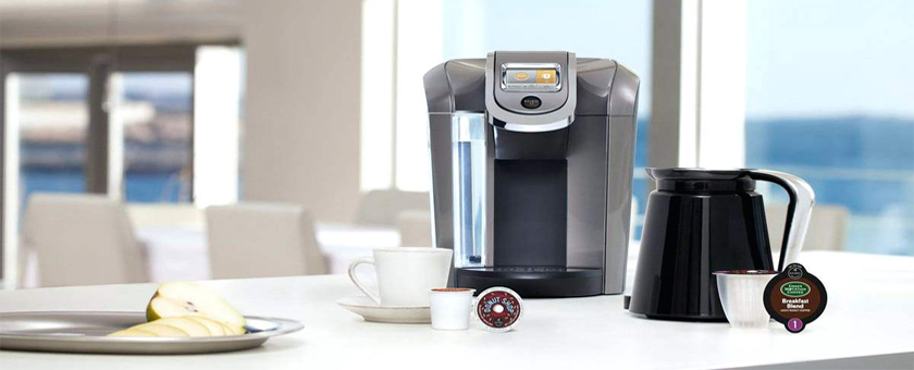 How To Drain Water From Keurig The