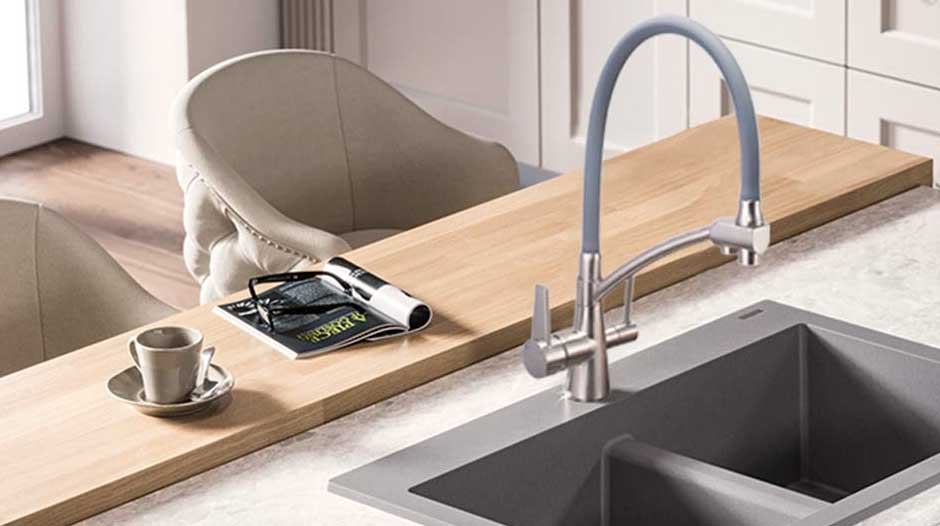 Best kitchen faucet for low water pressure in 2020 - The ...