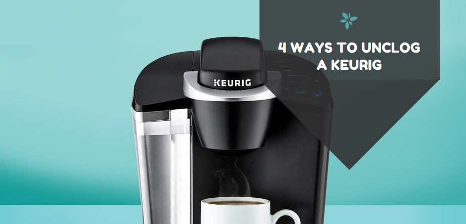 how to unclog a keurig