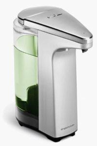 Simple 8 oz Sensor Soap Pump