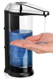 Solvac Automatic Soap Dispenser