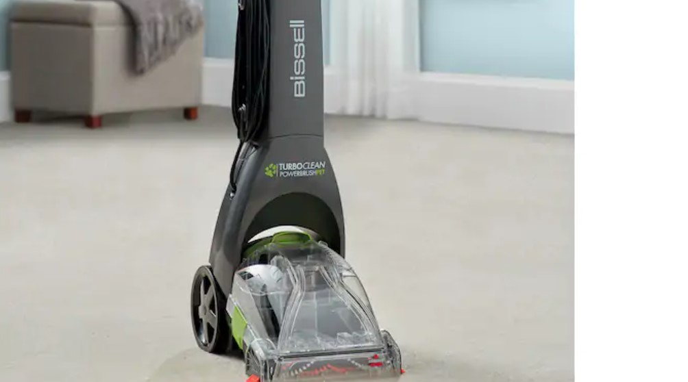Bisell Carpet Cleaner Troubleshooting