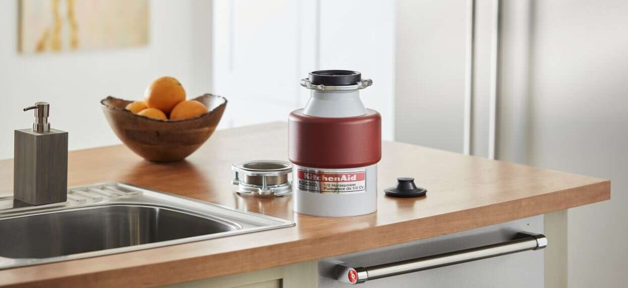 Kitchenaid Garbage Disposal How-to & Troubleshooting Guide