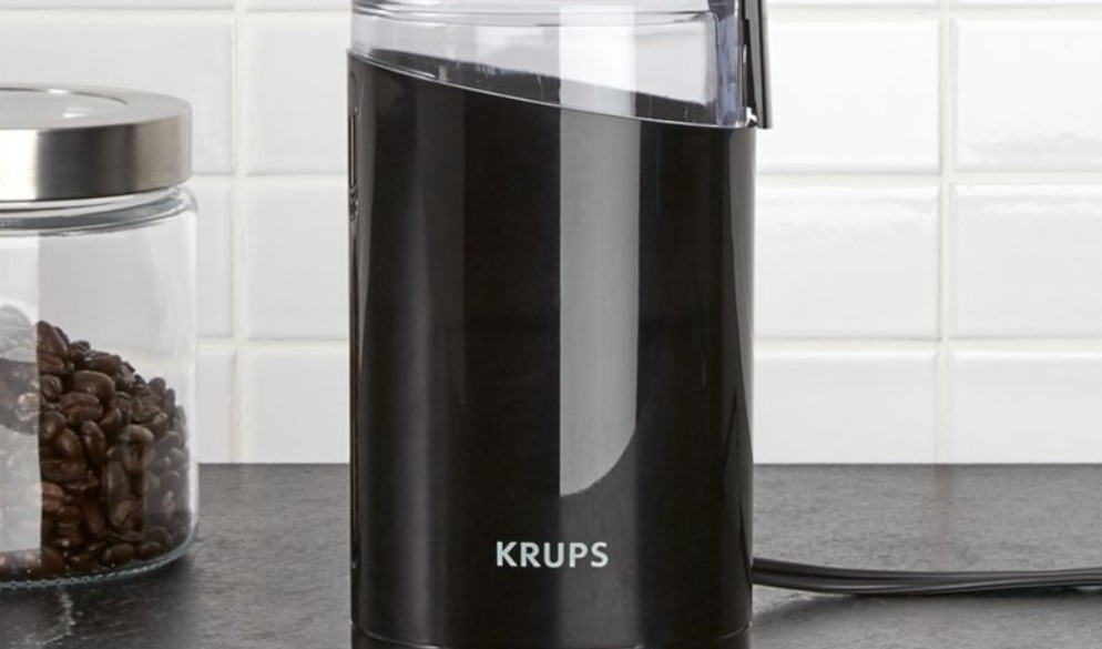 How to Clean a Krups Coffee Grinder