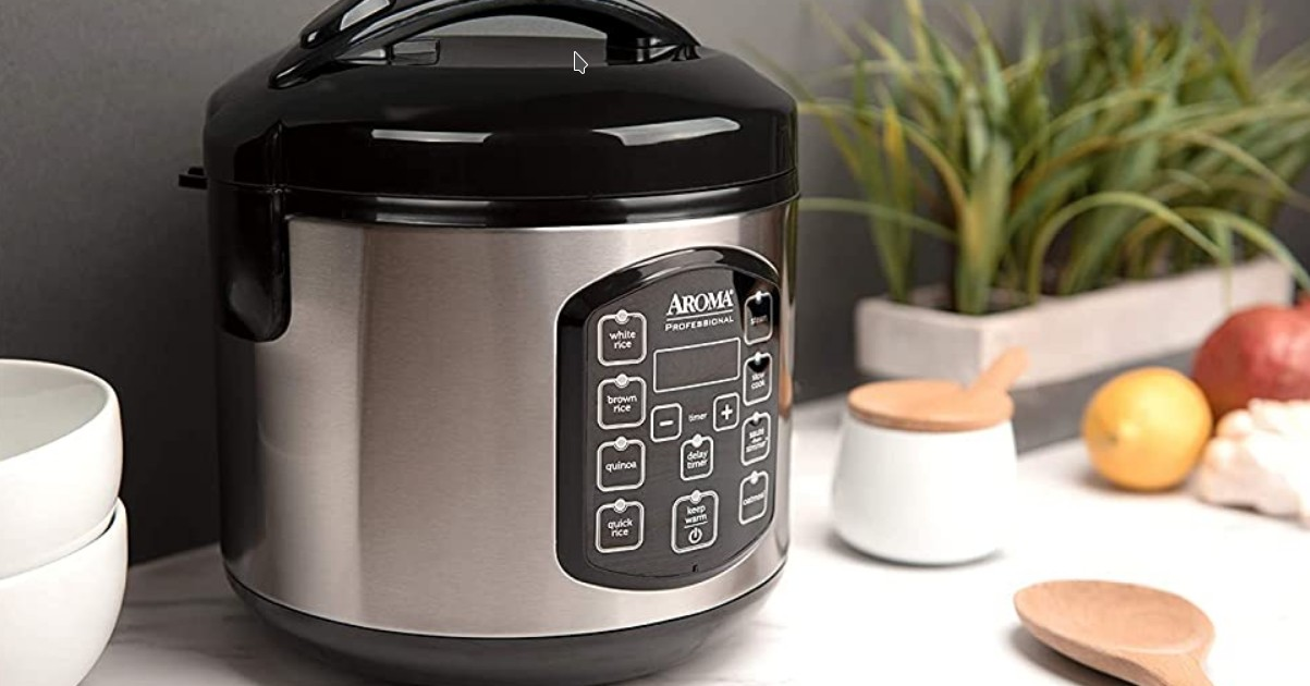 Aroma Rice Cooker Troubleshooting & How to Guide
