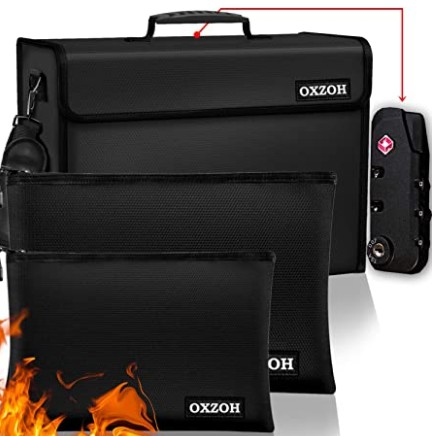 OXZOH Fireproof Bag