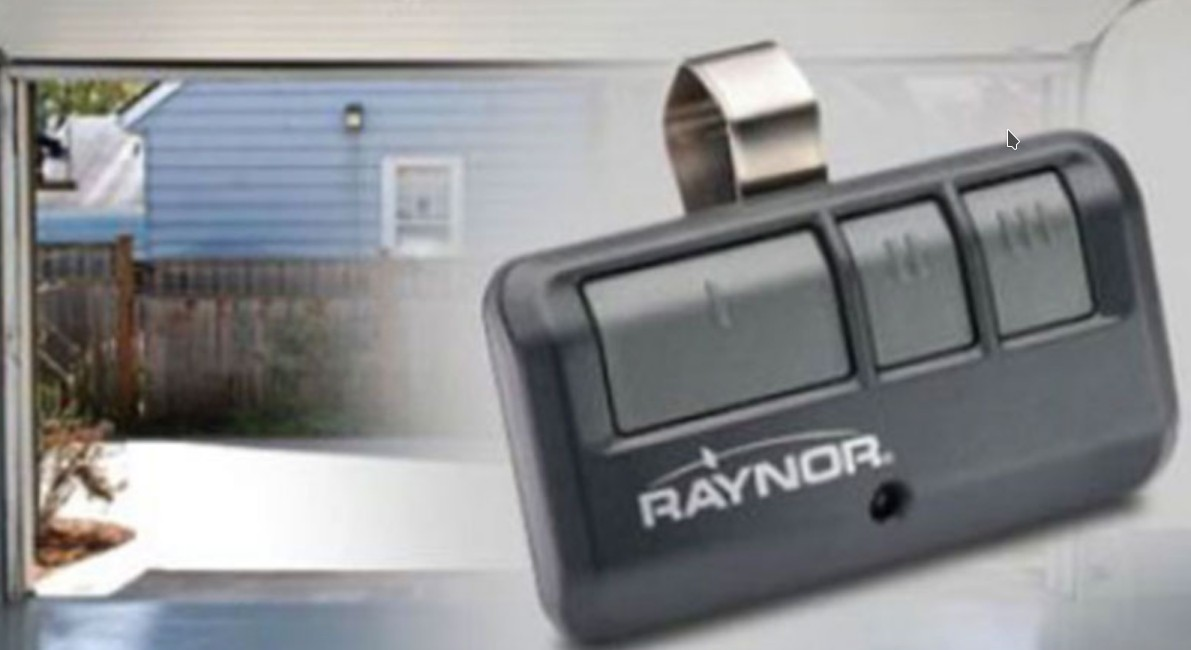 Raynor Garage Door Opener How to & Troubleshooting Guide