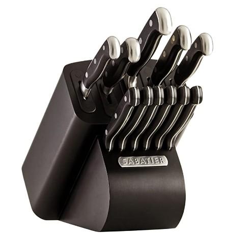 Sabatier Cheap Self-Sharpening Knife Set