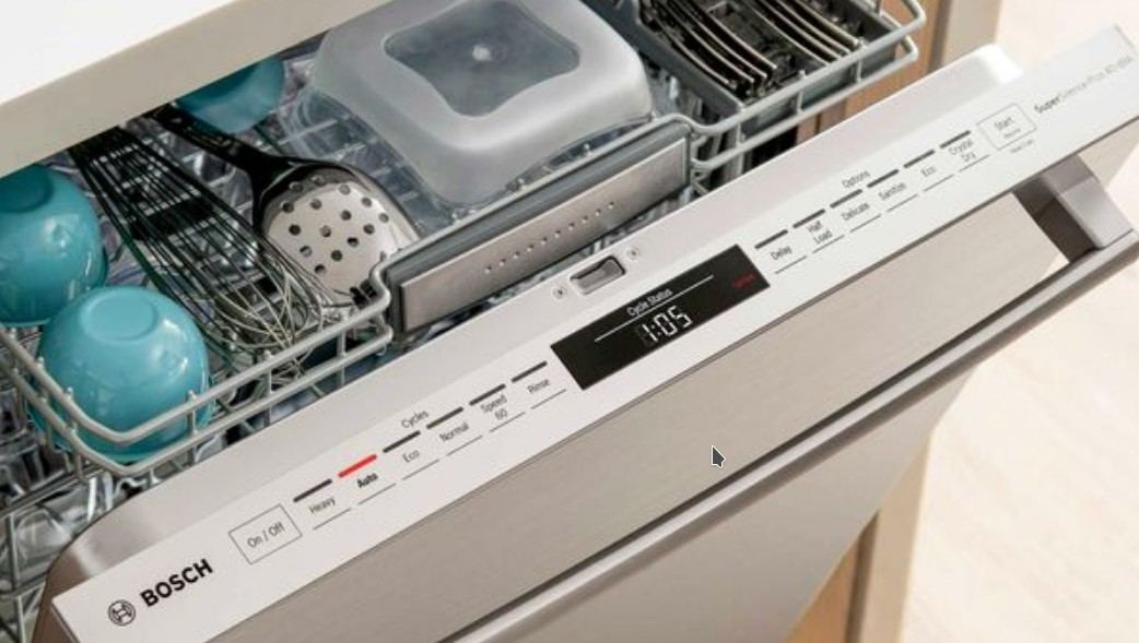 Bosch Dishwasher Troubleshooting & how-to Guide