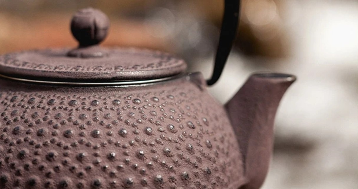 How to Take Care of a Cast Iron Teapot