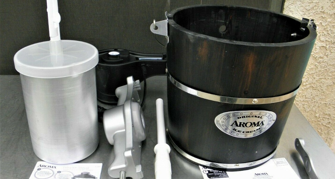 Aroma Ice Cream Maker How to & Troubleshooting Guide