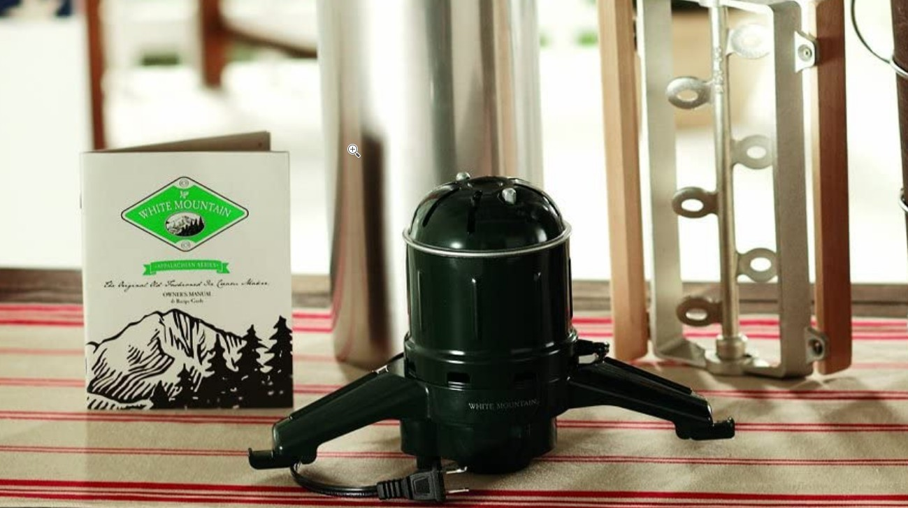 White Mountain Ice Cream Maker How to & Troubleshooting Guide
